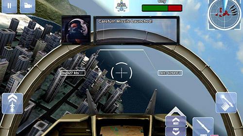 de simulation de vol Foxone special missions en français