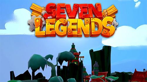Seven legends: Craft adventure Screenshot