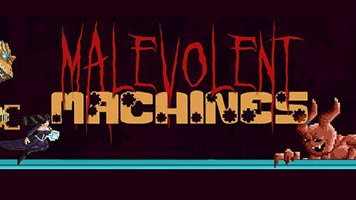 logo Bösartige Maschinen