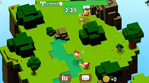 Actionspiele Ramageddon für das Smartphone