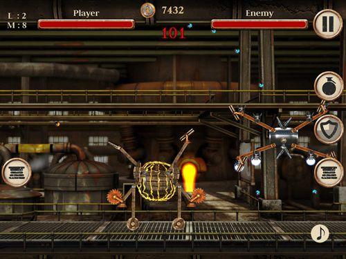 Аркады игры: Engines of vengeance на телефон iOS