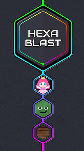 Hexa blast: Block puzzle Screenshot