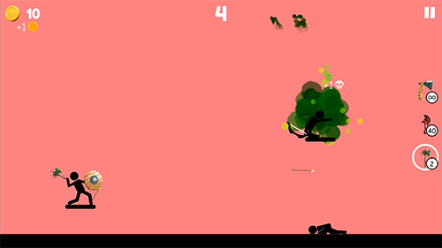 The stickman vikings for Android