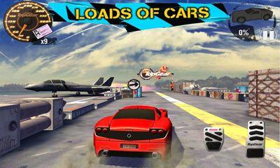 Rennspiele Top Gear Stunt School Revolution für das Smartphone