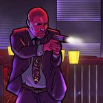 Иконка Neon noir: Mobile arcade shooter