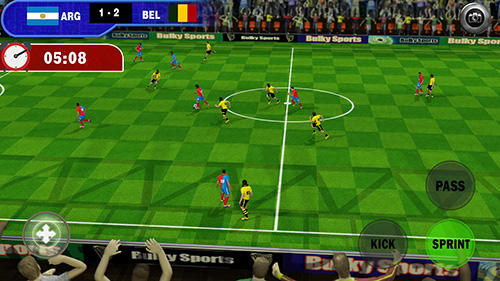 Pro soccer challenges 2018: World football stars pour Android