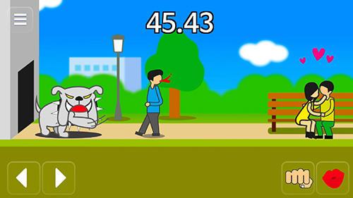 面白い ゲーム Meteor 60 seconds! の日本語版