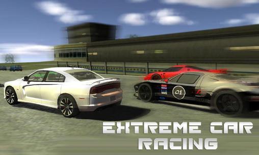 Extreme car racing Screenshot