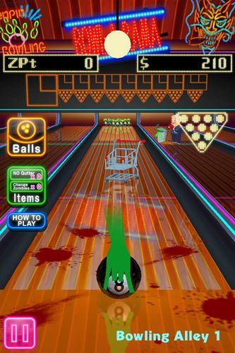 Arcade: Lade Bowlende Zombies auf dein Handy herunter