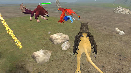 Clan of griffin: Simulator para Android