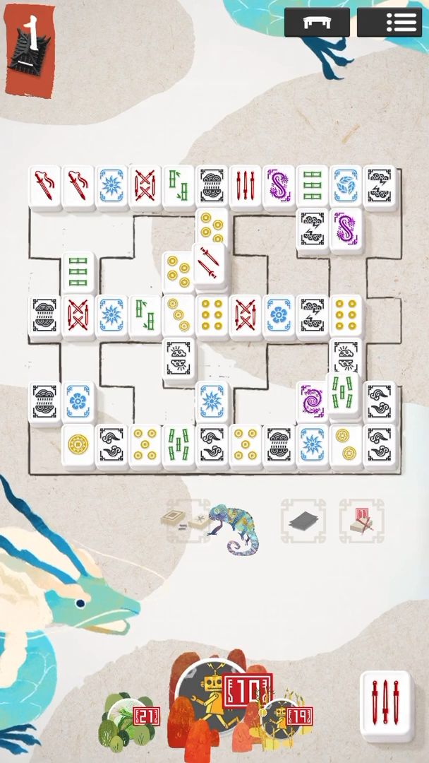 Dragon Castle: The Board Game screenshot 1