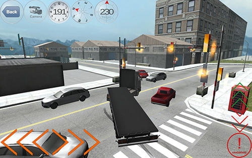 Duty truck für Android