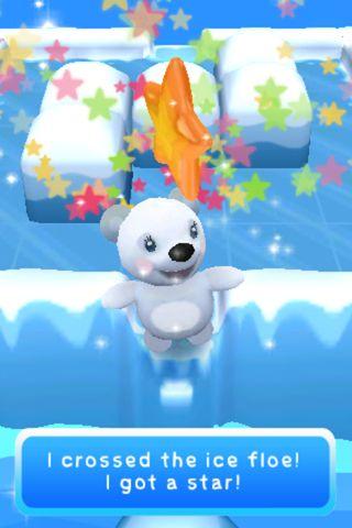 Screenshot Floe auf dem iPhone