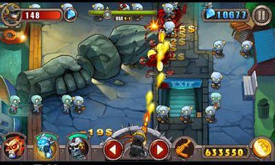 Capturas de tela de Zombie Evil