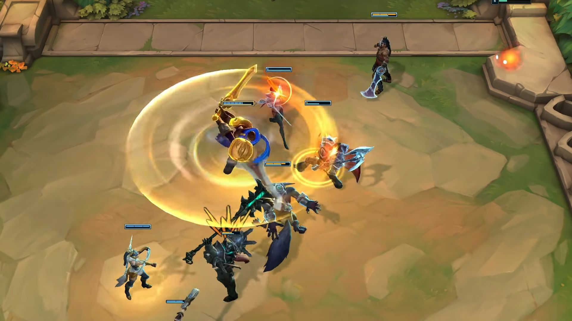 TFT: Teamfight Tactics captura de tela 1