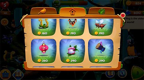 Arcade Birds isle für das Smartphone