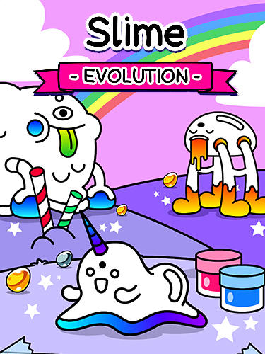 Slime evolution Screenshot
