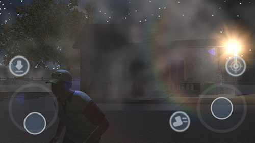 Actionspiele Silver Falls: Halloween limited teaser demo für das Smartphone