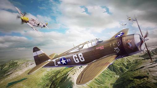 Aircraft combat 2: Warplane war para Android