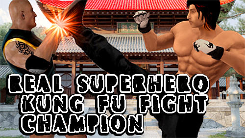 Real superhero kung fu fight champion captura de pantalla 1