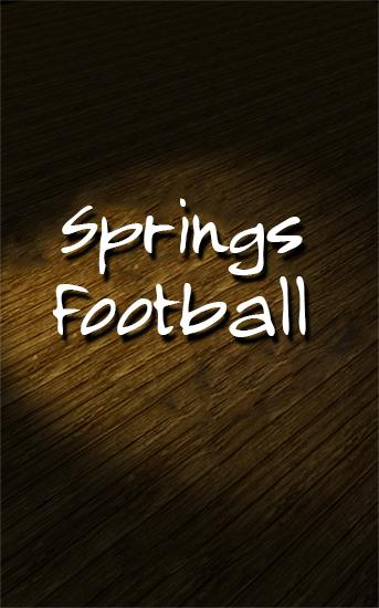 Springs football icône