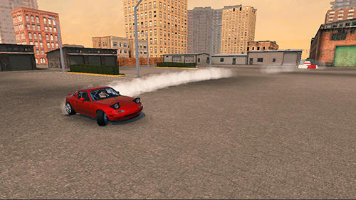 Drift fanatics: Sports car drifting race pour Android