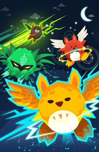Arcade-Spiele Tap titans 2 für das Smartphone