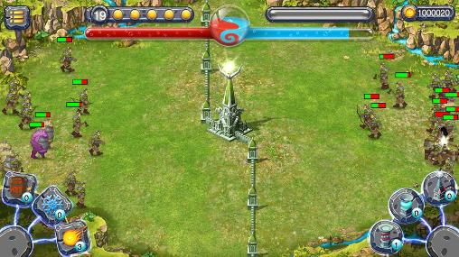 The battle for tower para Android