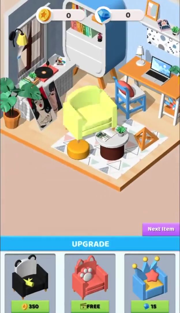 Art House 3D - Interior Design puzzle для Android