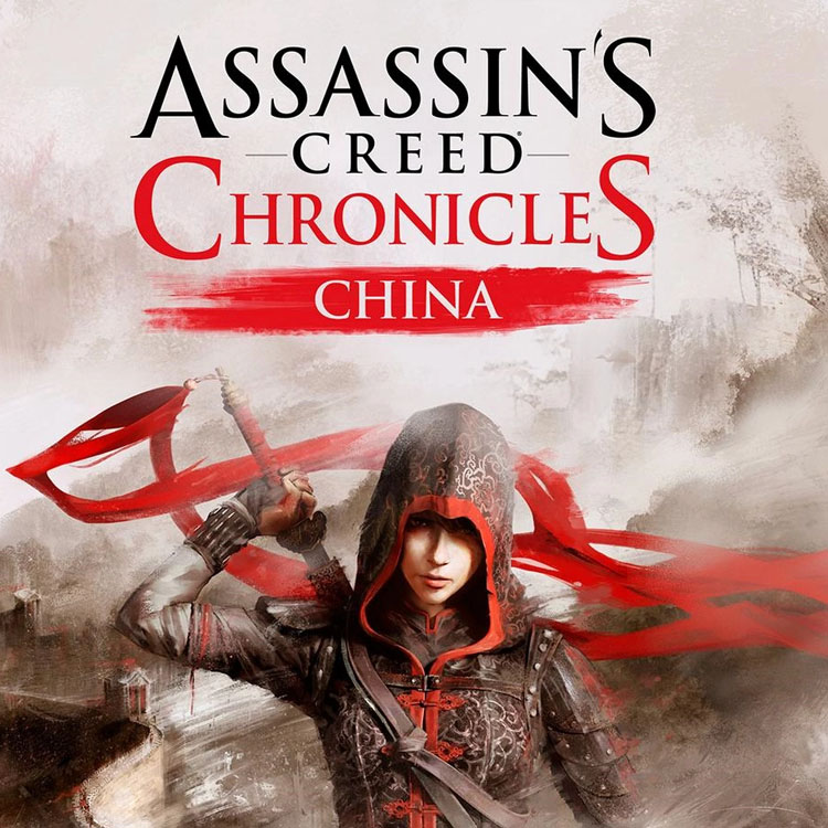 Assassin's creed: Chronicles. China icon
