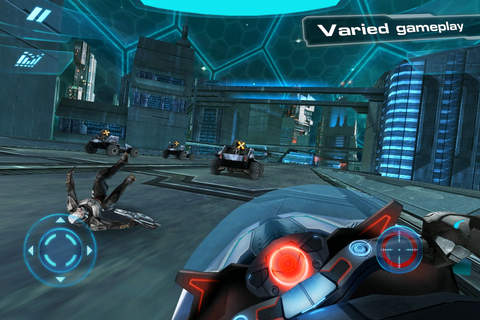 Shooter games N.O.V.A. 2 - Near Orbit Vanguard Alliance in English