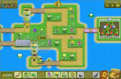Screenshot Gartenrettung auf dem iPhone