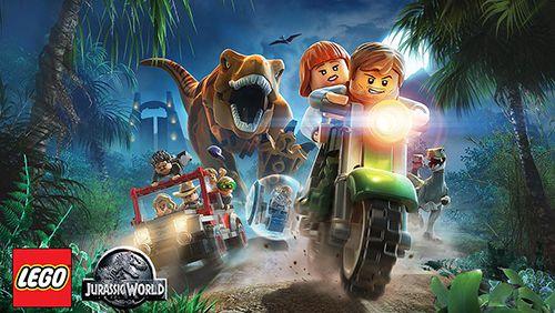 logo Lego: Mundo Jurássico