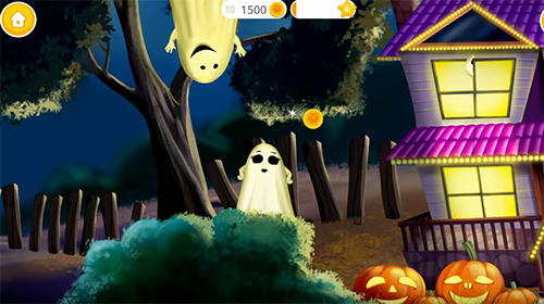 Sweet baby girl: Halloween fun para Android
