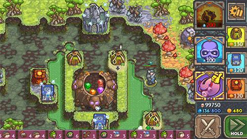 Stratégie Cursed treasure 2 pour smartphone