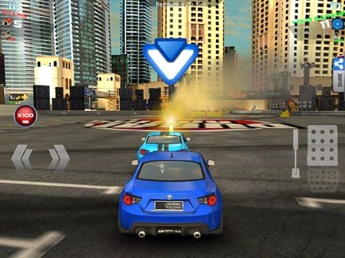 Dubai racing for iPhone for free