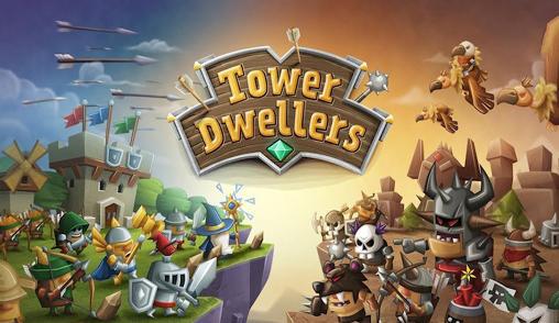 Tower dwellers captura de tela 1