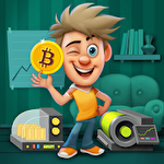 Idle miner simulator: Tap tap bitcoin tycoon icon