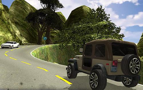 Off road 4x4: Hill jeep driver screenshots
