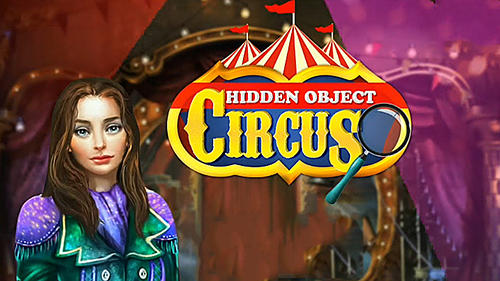Hidden objects: Circus скріншот 1
