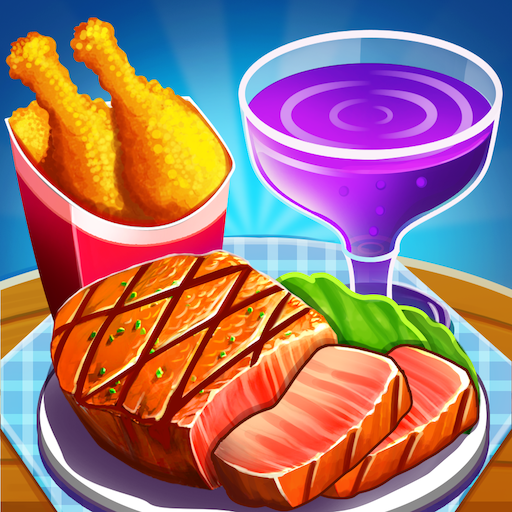My Cafe Shop - Indian Star Chef Cooking Games 2020 іконка