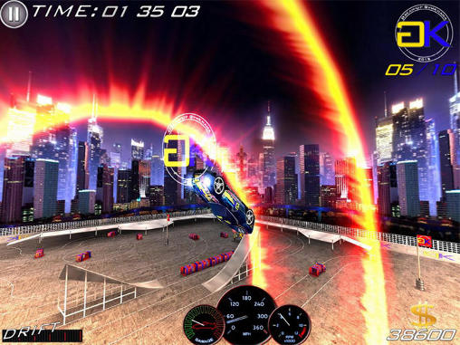 de courses Speed racing ultimate 3 pour smartphone