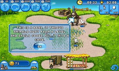 Wirtschaft: spiel Farm Frenzy für BenQ