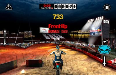 Completely clean version Red Bull X-Fighters 2012 without mods Simulation games