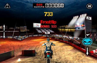 Red-Bull Motocrossstunts 2012 für iPhone