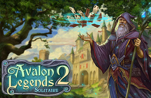 Скриншот Avalon legends solitaire 2 на андроид