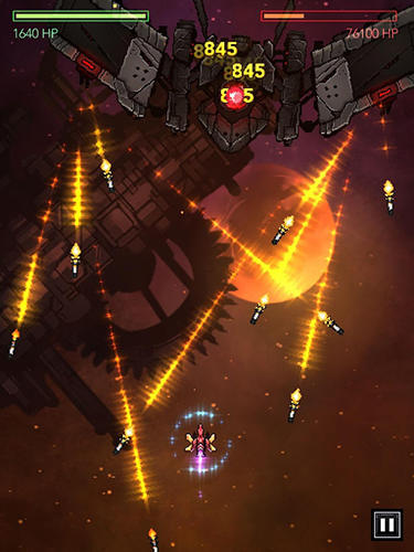 Gemini strike: Space shooter screenshot 2