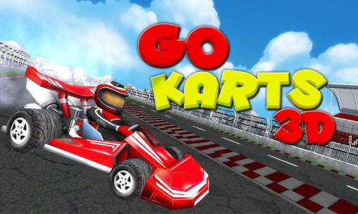 Go karts 3D Screenshot