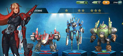 Forge of titans für Android