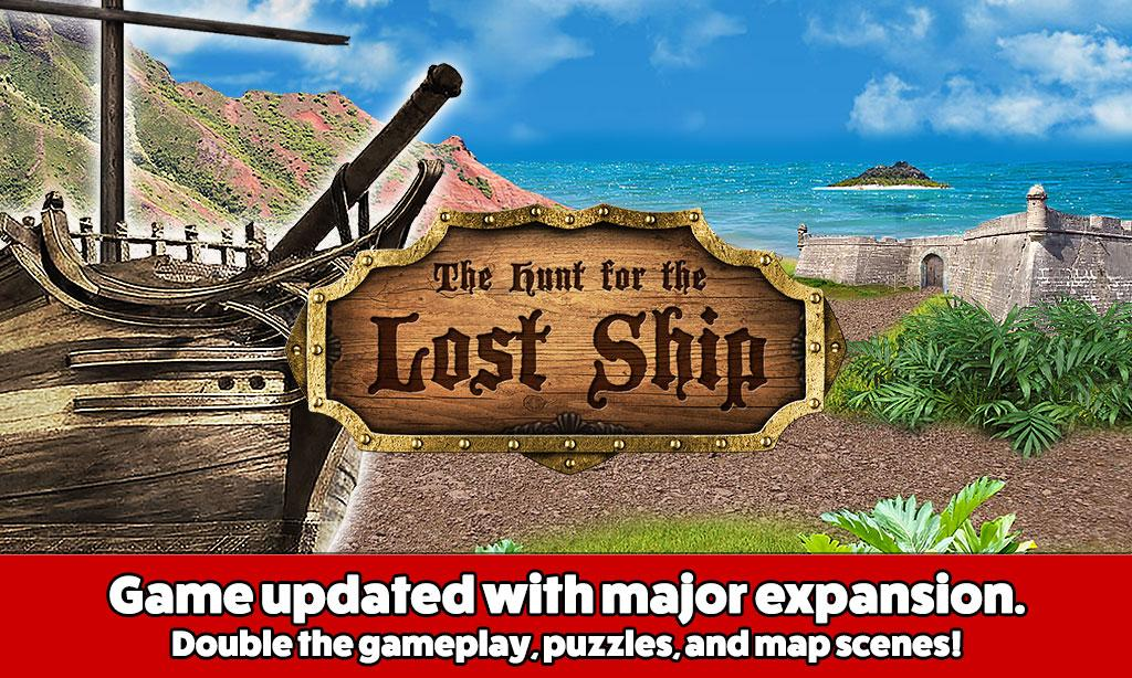 The Lost Ship screenshot 1